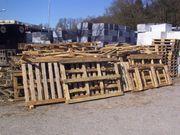 Unbehandeltes Einweg Palettenabfallholz zu verschenken