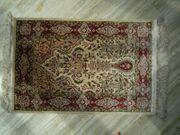 Gebetsteppich aus Seide B63cm H95cm