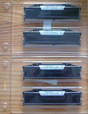 RAM-Speicher 16 GB 4x4 G