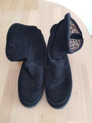 Vans Prairie Damen Stiefelette Sneaker