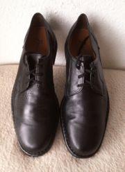 SIOUX Männer Leder Schuhe Business