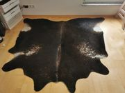 Rindfell Teppich