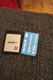 Datacard sandisk Glasscheibe uhr Headphone
