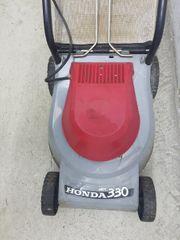 Honda Rasenmäher elektrisch
