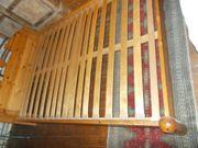 Bett mit Lattenrost Kiefer 140x200cm