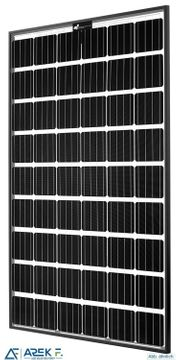 Sonnenstromfabrik 290W transparent Black Frame