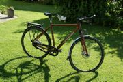 High End Cannondale Trekking Rohloff