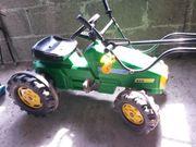 Trettraktor - Kinder-Traktor - Dräppel-Bulldog