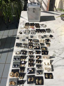 Bild 4 - Modeschmuck Ohrringe neu 80 Stück - Starnberg