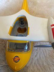 Verkaufe Flugzeug mit Wassertank