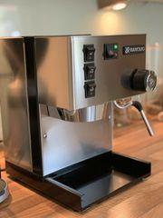 Espresso Siebträger - Rancilio Silvia V5