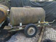 Wasserwagen zur Reitplatzbewässerung