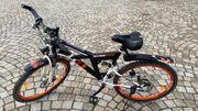 Mountainbike 26 Zoll Scheibenbremsen vollgefedert