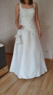 Elegantes Brautkleid Kleemeier Größe 36