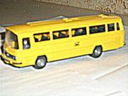 Viking Postbus 1970-er altes Horn