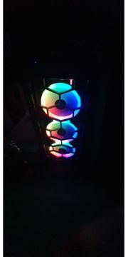RGB Gaming Pc