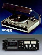 Digitalkopien Ihrer Schallplatten MC- und