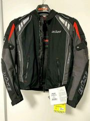 Büse B-Racing Textiljacke Größe S