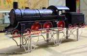 Grill BBQ Smoker Lokomotive Kohlewagen