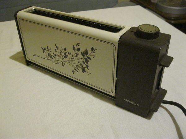 Siemens Toaster TT 5216 mit
