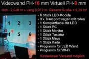 LED Videowand SMD PH -16mm