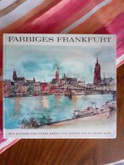 FRANKFURT - 3 Bildbände und mehr