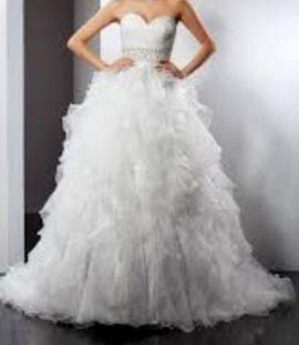Bild 4 - Hochzeitskleid Brautkleid aus Frankreich passend - München Hadern