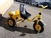 Gebrauchtes gut erhaltenes Puky-Dreirad ohne