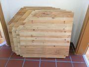 IKEA IVAR 5 Stück Eckregalböden