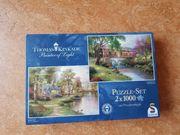 Thomas Kinkade Puzzle Rarität