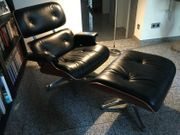 CHARLES EAMES LOUNGE CHAIR MIT
