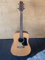 Gitarre Walden D350 verstellbarer Ständer