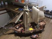 Playmobil Piratenschiff aus den 70