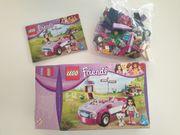Lego Friends Emmas Sportwagen 41013