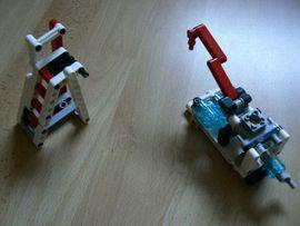 Bild 4 - LEGO TECHNIK Feuerlöschflugzeugset 2in1-Set 42040 - Eggenstein-Leopoldshafen