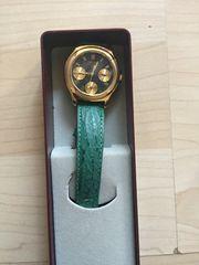Armbanduhr Prätina Water Resist Grün