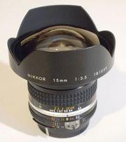 Nikon-Weitwinkel-Objektiv Nikkor AIs 3 5