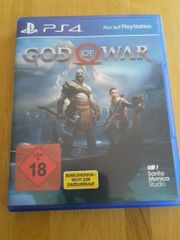 God of War PS4 deutsch