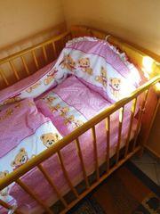 Kinderbett 70x1 40 komplett wie