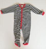 Schlafanzug Baumwolljersey Gr 62 68