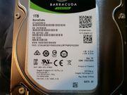 HDD 1TB Seagate Barracuda - NEUWERTIG