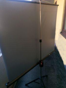 Filmkameras, Projektoren - Stativ Reflecta Silver 125 cm