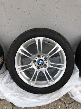 Alufelgen - 4x BMW M Alufelgen Sommerreifen