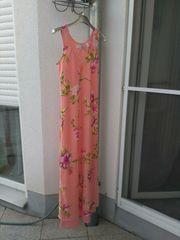 Blumenkleid maxi Gr S floral