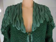 Damen Strickjacke mit schönem Zopfmuster