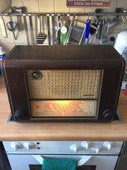 Telefunken 2652W Röhrenradio 1954 spielt