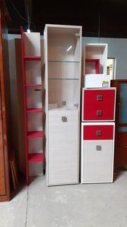 Wohnzimmerschrank 3 teilig - HH07064