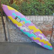 Surfbrett Board Surfen Fanatic Lite