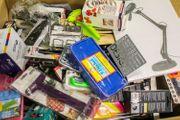 30 Stk Haushaltsartikeln Mix Markenware