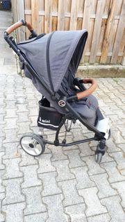 Buggy Kinderwagen Hartan i-Mini zu